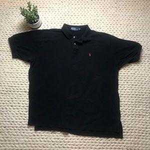 Polo by Ralph Lauren Shirts - EUC Ralph Lauren Black Men's polo
